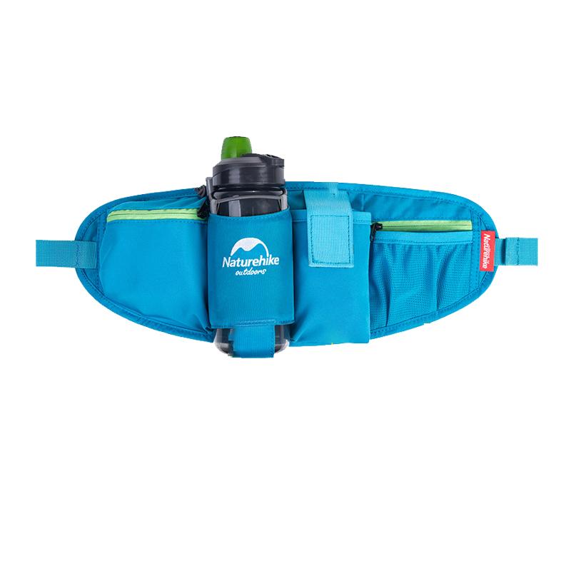 Túi đeo hông chạy bộ thể thao Túi đeo bụng chạy bộ thể thao Đai chạy bộ thể thao du lịch dã ngoại leo núi Naturehike NH15E001- B hàng chính hãng dành cho cả nam và nữ