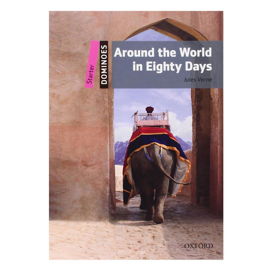 Dominoes (2 Ed.) Starter: Around the World in Eighty Days - 9780194247016,62_23859,281000,tiki.vn,Dominoes-2-Ed.-Starter-Around-the-World-in-Eighty-Days-62_23859,Dominoes (2 Ed.) Starter: Around the World in Eighty Days