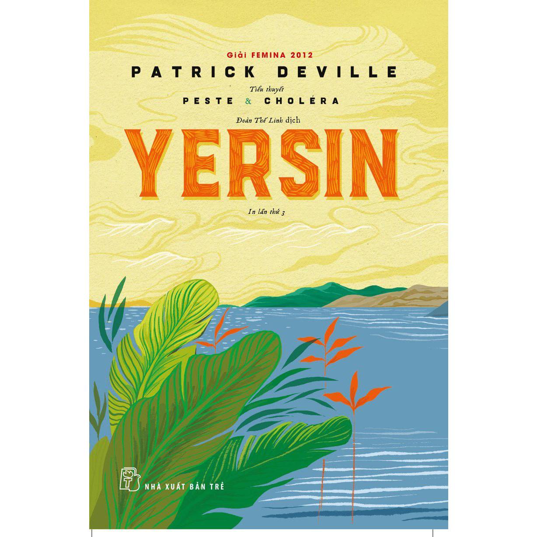Yersin - Peste & Cholera