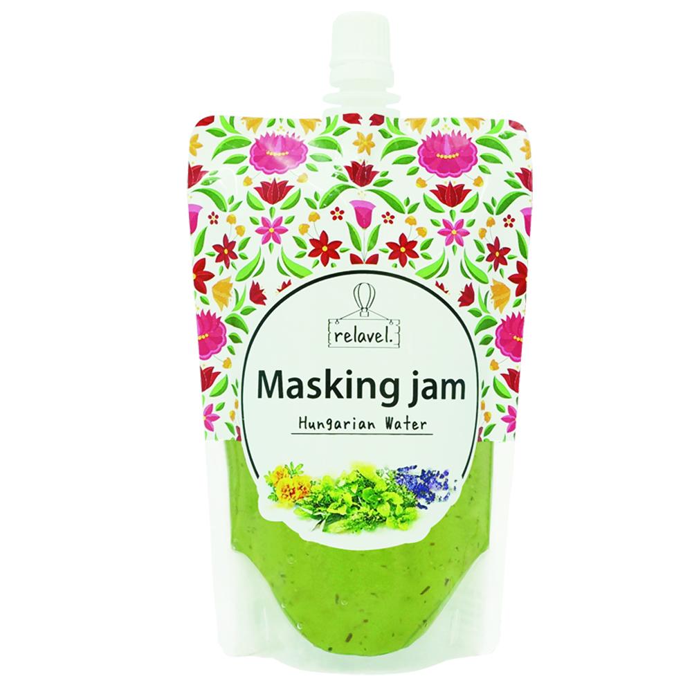 Mặt nạ dưỡng da relavel. Hungarian Water Masking Jam