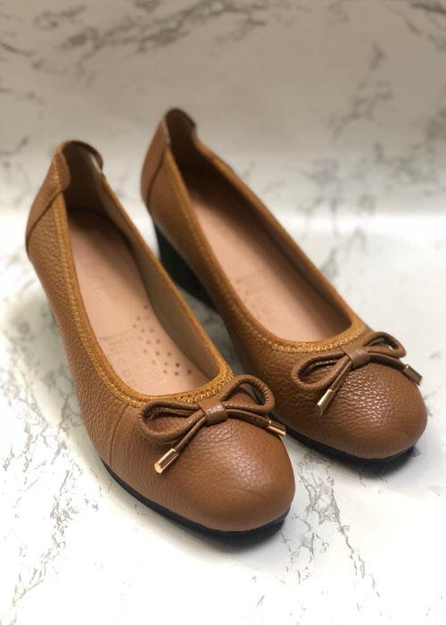 Giày búp bê nơ _BG005
