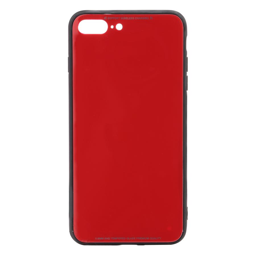Ốp Lưng Dành Cho iPhone 7 Plus 8 Plus Mặt Kính Cường Lực Cao Cấp Sang Trọng Đỏ - 24052327 , 7870073549446 , 62_4371173 , 200000 , Op-Lung-Danh-Cho-iPhone-7-Plus-8-Plus-Mat-Kinh-Cuong-Luc-Cao-Cap-Sang-Trong-Do-62_4371173 , tiki.vn , Ốp Lưng Dành Cho iPhone 7 Plus 8 Plus Mặt Kính Cường Lực Cao Cấp Sang Trọng Đỏ