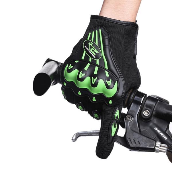 Găng tay xe máy, xe đạp Handler Sportslink - Xanh lá cây - XL