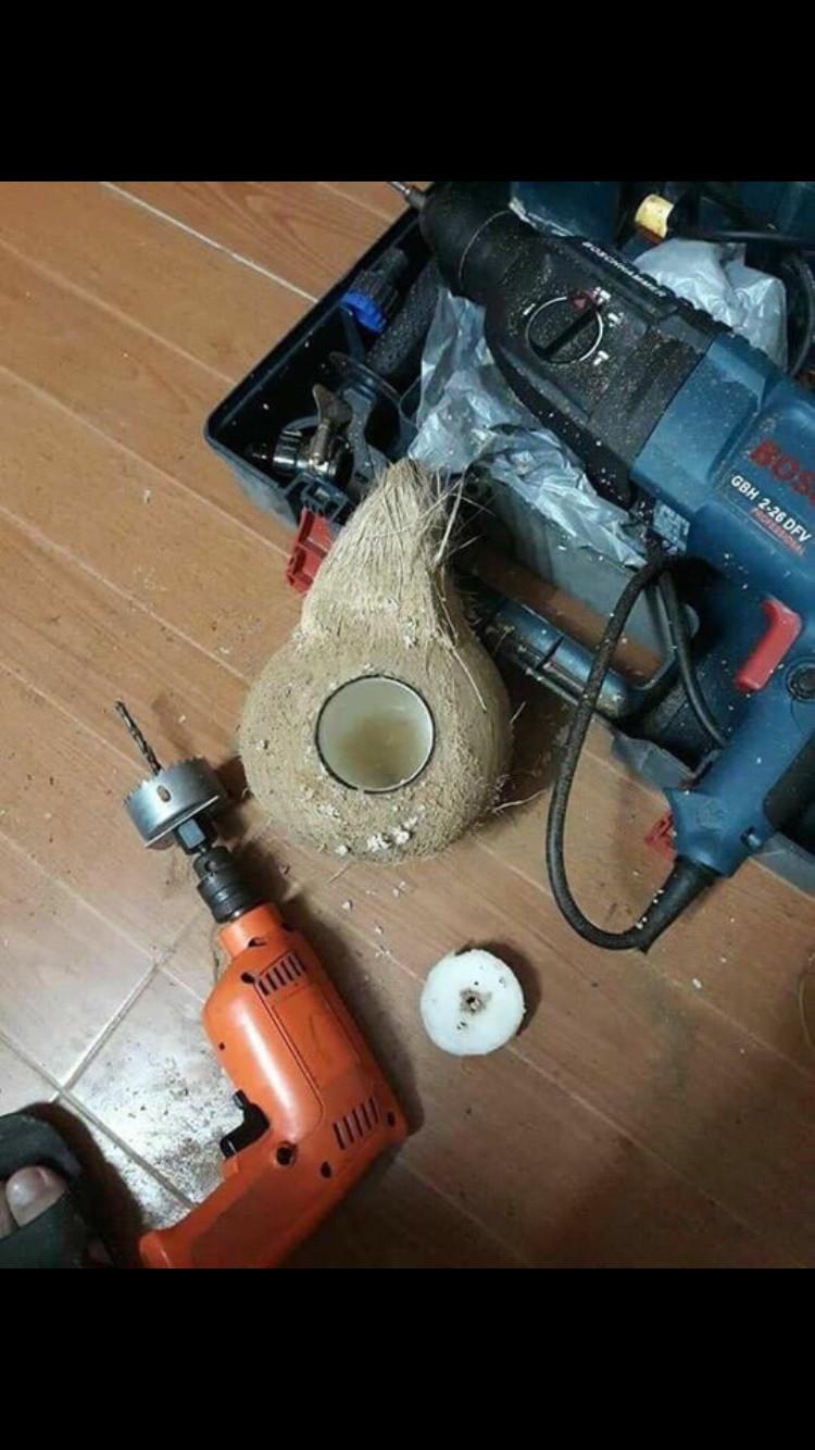 Bộ mũi khoan lỗ gỗ thạch cao 16 món