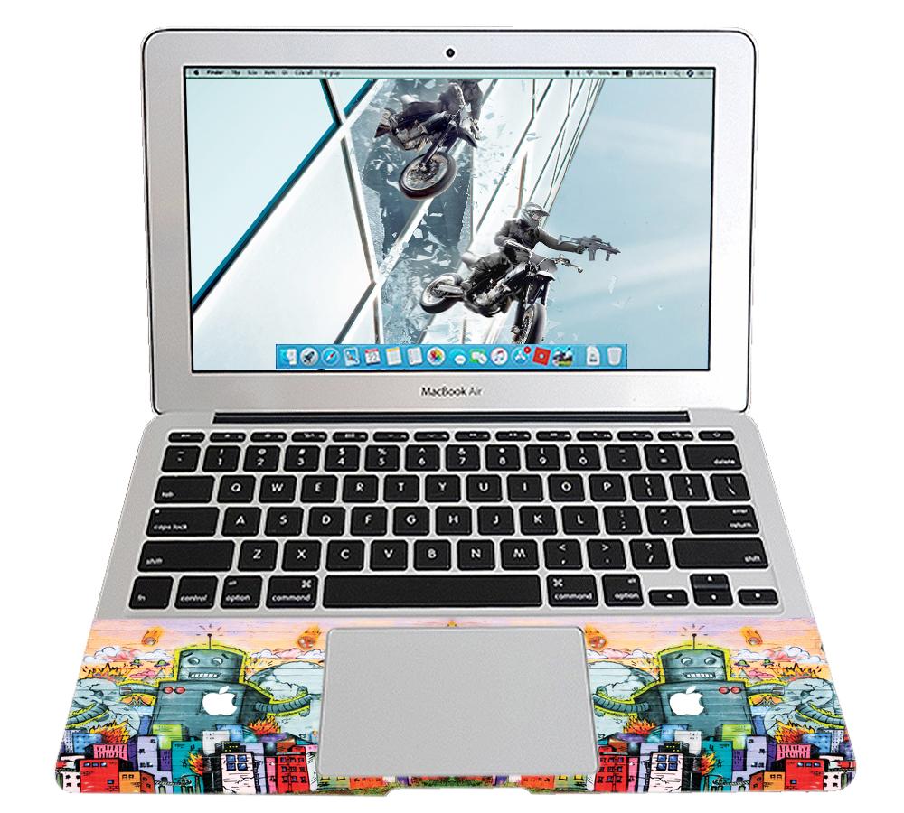 Miếng Dán Trang Trí Laptop Macbook Mac - 141