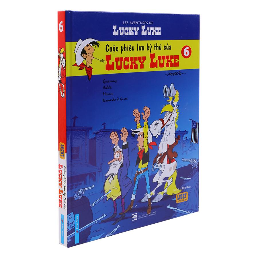 Cuộc Phiêu Lưu Kỳ Thú Của Lucky Luke (Tập 6)