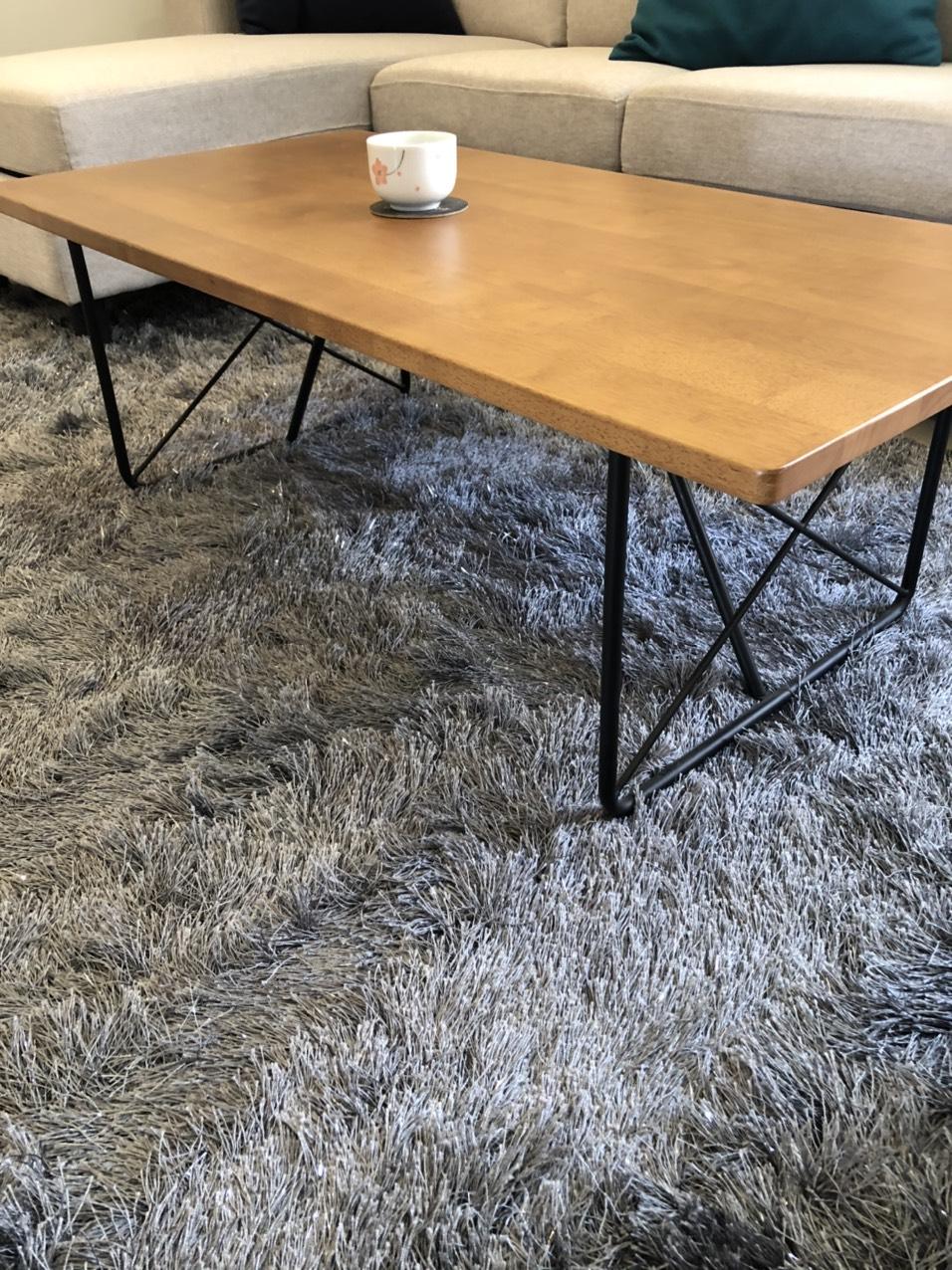 Bàn Fred - Bàn sofa phòng khách - màu gỗ nhạt