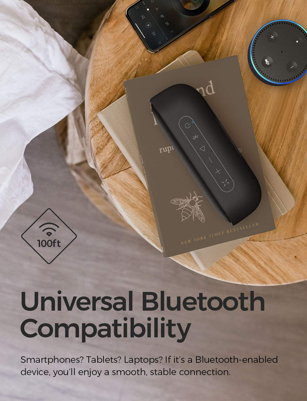 Loa Bluetooth di động Tribit MaxSound Plus, 24w - Hàng Nhập Khẩu