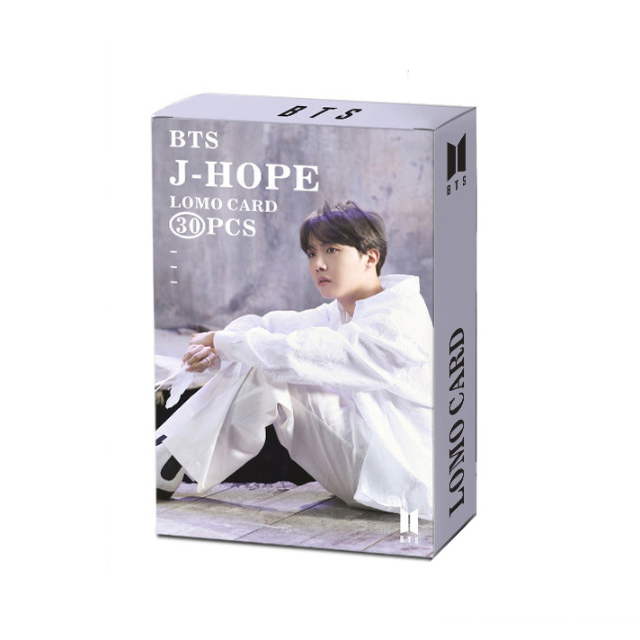 Hộp Lomo card J-HOPE BTS