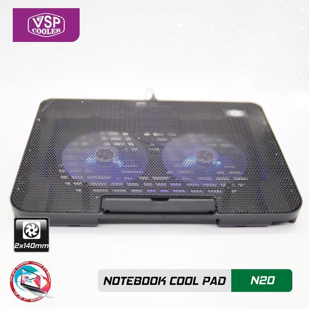 Fan VSP Cooler N20 (2*Fan 14cm)