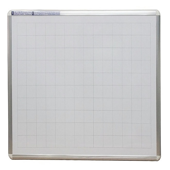 Bảng Viết Bút Lông Cao Cấp Bavico Trắng