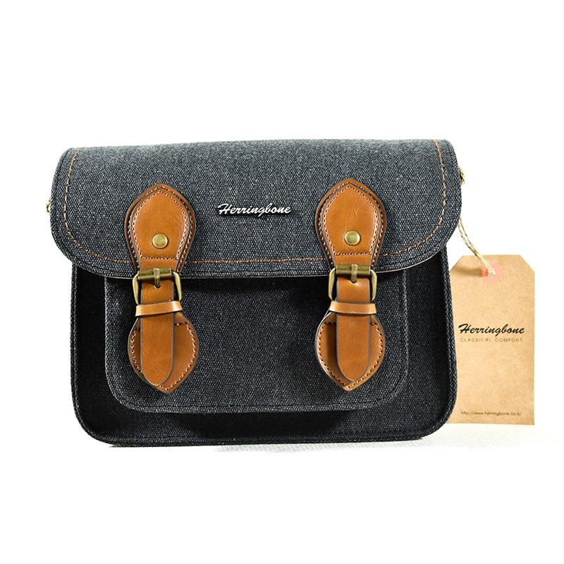 Túi máy ảnh Herringbone Papaspocket V4 Mini - Charcoal color - Hàng chính hãng