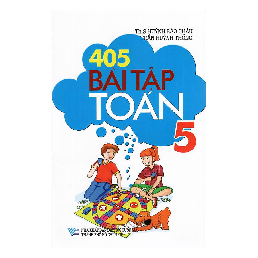 405 Bài Tập Toán Lớp 5