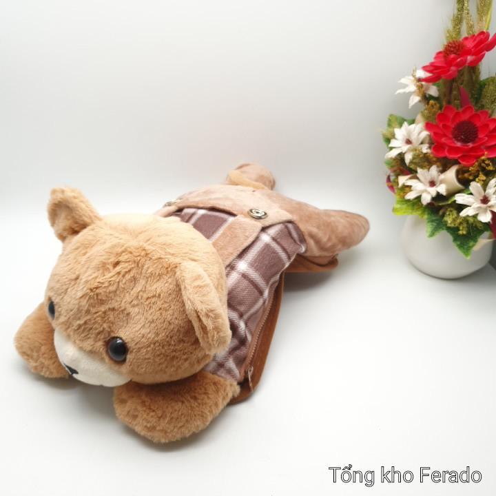 Túi chườm ấm ấm hình thú cute
