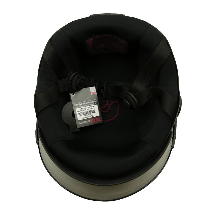 Mũ bảo hiểm có kính Chính Hãng Nón Sơn K-DN-052
