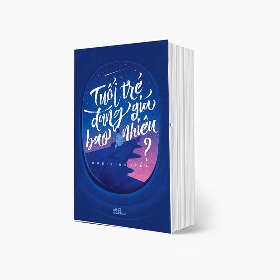Sách Kỹ Năng Sống Dành Cho Giới Trẻ: Tuổi Trẻ Đáng Gía Bao Nhiêu? (Cẩm Nang  Bỏ Túi Để Sống Một Cuộc Đời Không Hối Tiếc) - Tặng Kèm Bookmark Green Life |