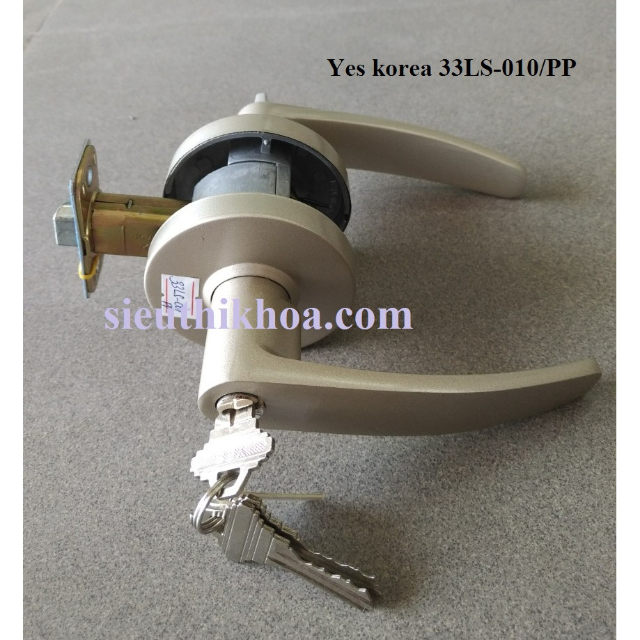 Khóa tay gạt Yes korea 33LS 010/PP