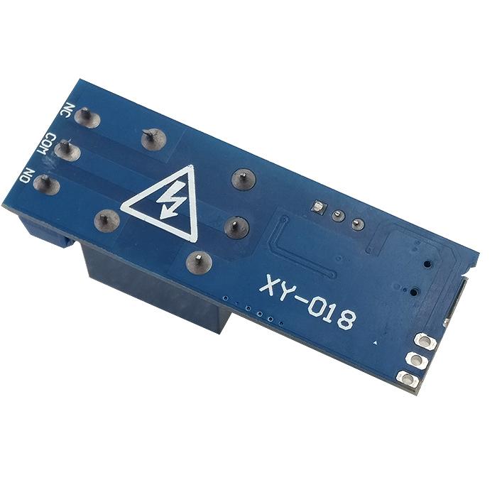 Module Tạo Trễ - Chuyển Mạnh Điều Khiển Relay Input 5V-30V V1