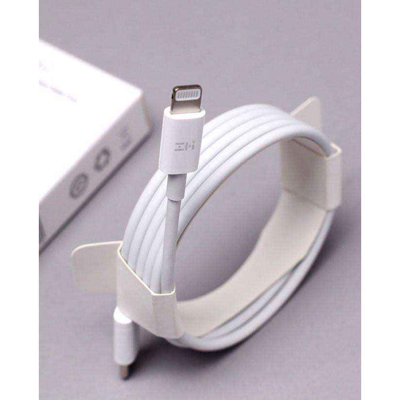 CÁP USB-C TO LIGHTNING XIAOMI ZMI AL870 - Hàng Nhập Khẩu