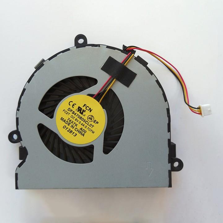 Quạt CPU cho laptop Dell 3521 3537 3721 5521 5535 5537 5721 2521 3540