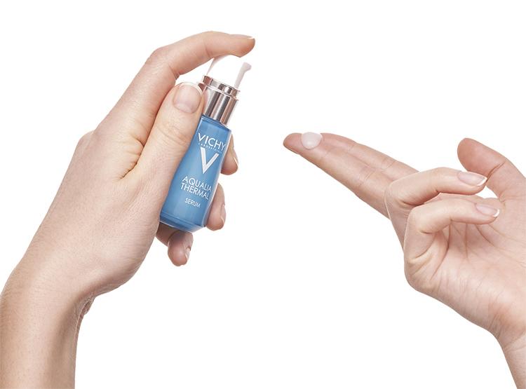 Tinh Chất Dưỡng Ẩm Cho Mọi Làn Da Vichy Aqualia Thermal Rehydrating Serum (30ml) - MB065100