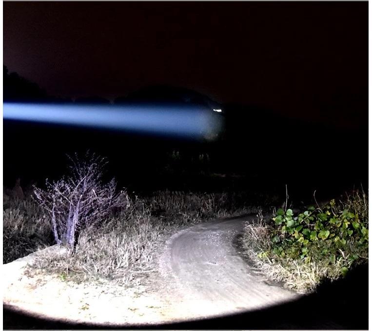 Đèn pin cầm tay tìm kiếm cứu nạn HC-260 (chống nước)