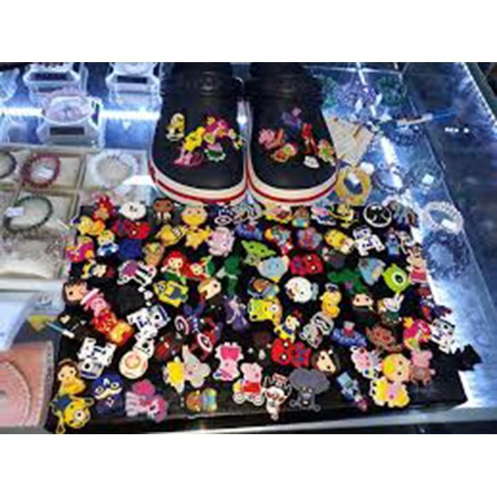Jibbitz Stickers Gắn Giày Dép STICKERS-008