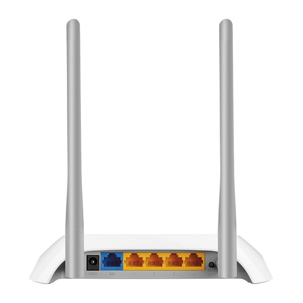 Router Wi-Fi Chuẩn N tốc độ 300Mbps TL-WR840N- Hàng Chính Hãng