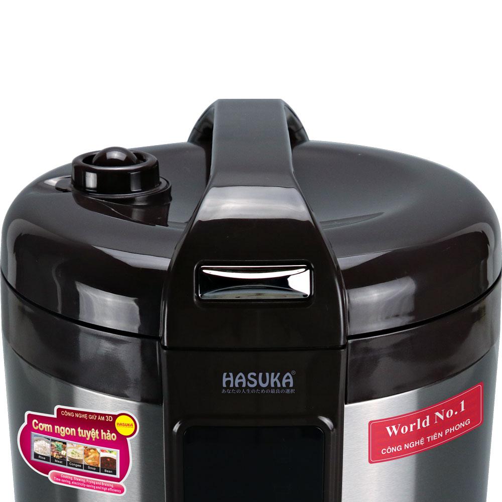 Nồi cơm điện Hasuka HSK-826 - Chính Hãng