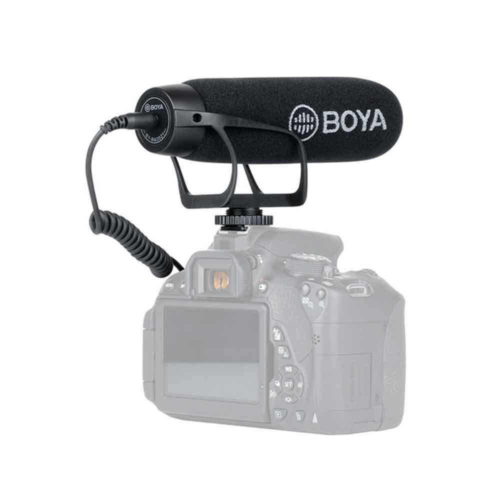 Boya BY-BM2021 - Micro Vlog cho điện thoại, máy ảnh - Hàng Chính Hãng
