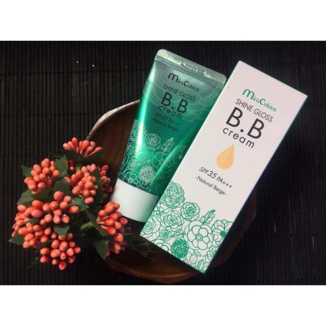 Kem BB Miraculous sáng da kiểm soát dầu Hàn Quốc 30g tặng kèm móc khoá