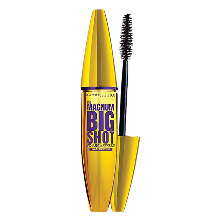Mascara Dày Mi Cực Đại Maybelline New York The Magnum Big Shot Waterproof Chuốt Mi Không Lem Không Trôi 10ml