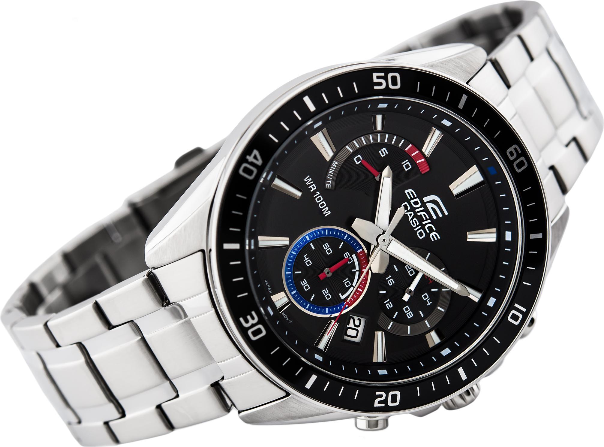 Đồng hồ nam dây kim loại Casio EDIFICE EFR-552D-1A3VUDF