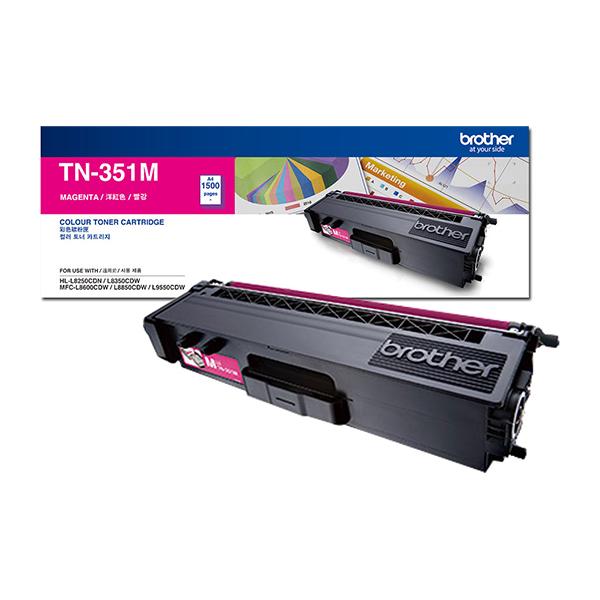 Mực In Laser Brother TN 351M - Hàng Chính Hãng