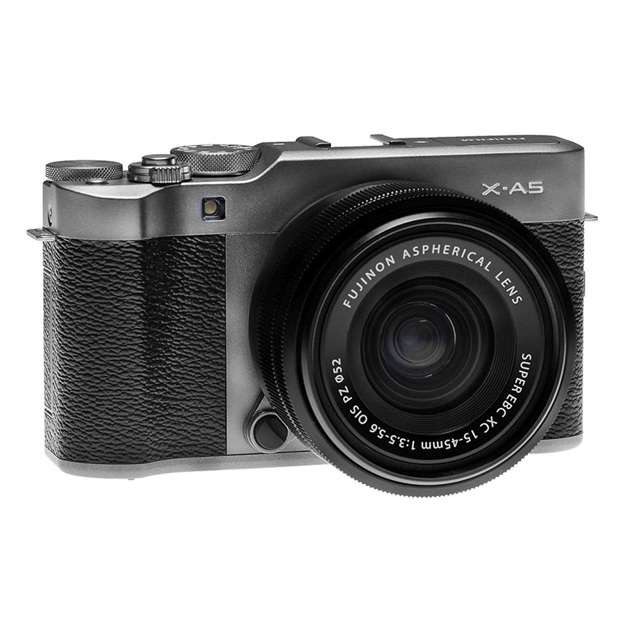 Máy Ảnh Fujifilm X-A5 + lens 15-45mm F3.5-5.6 OIS (24.2MP) - Hàng Chính Hãng