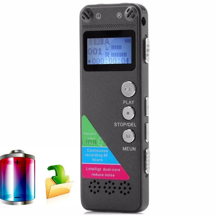 Máy ghi âm Digital Voice Recorder GH-A500 8G