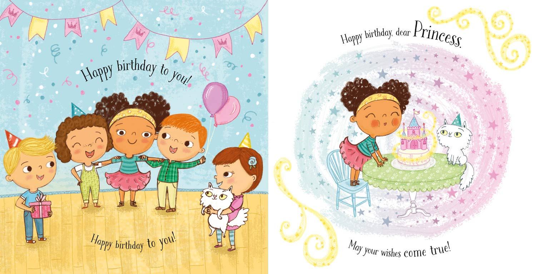 Happy Birthday To You, Princess