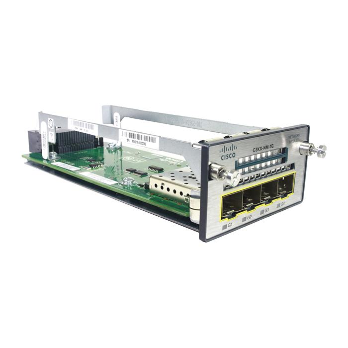 Card Mạng Cisco C3KX-NM-1G - Hàng Nhập Khẩu