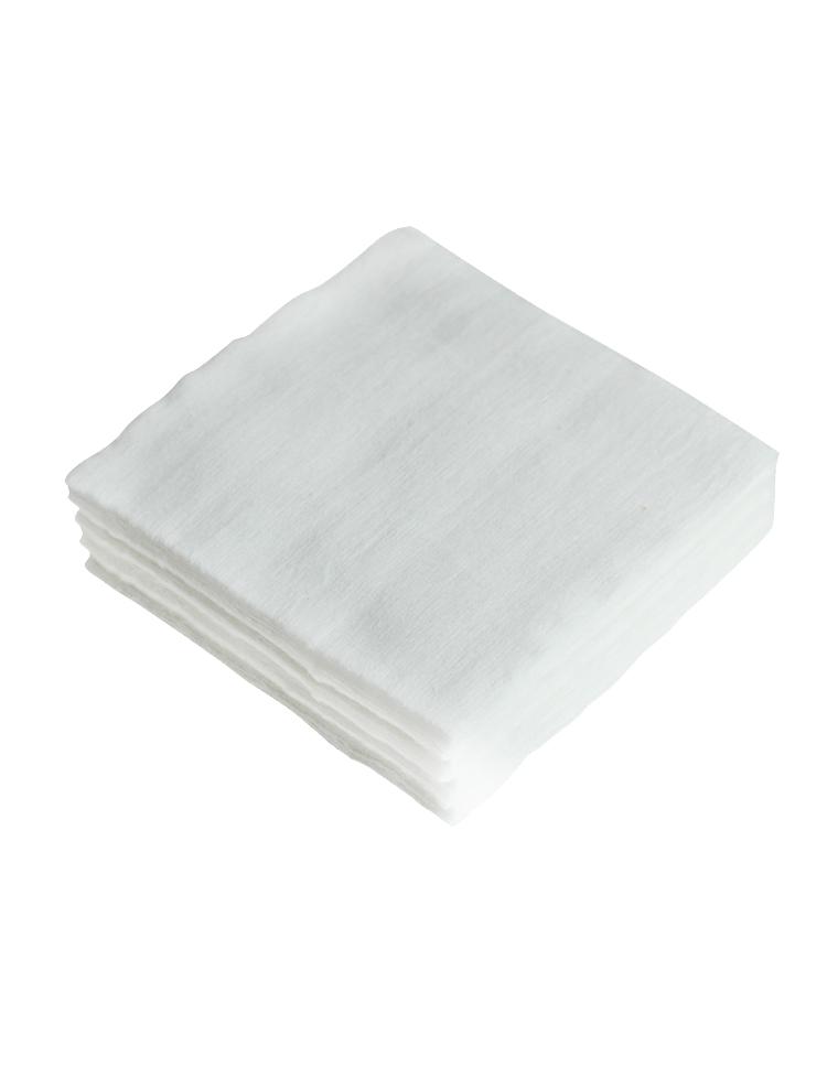 Bông Bạch Tuyết - Bông Y Tế Cắt Miếng 1kg (7 x 7 cm) tặng 2 cây nặn mụn