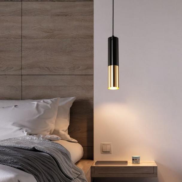 Đèn thả đầu giường hình trụ RB LIGHTING