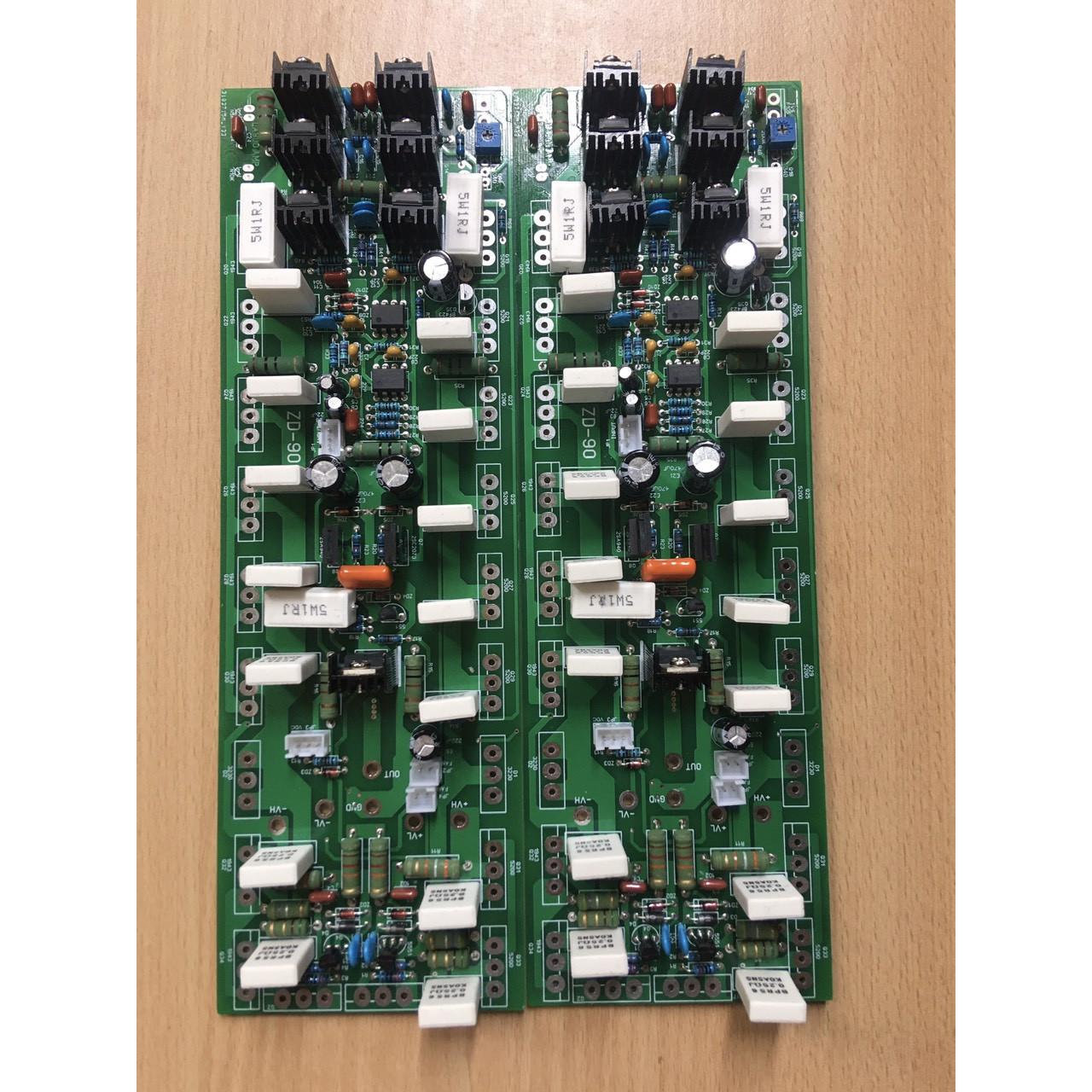 Bo công suất HIFI 800W/1 kênh 14 sò