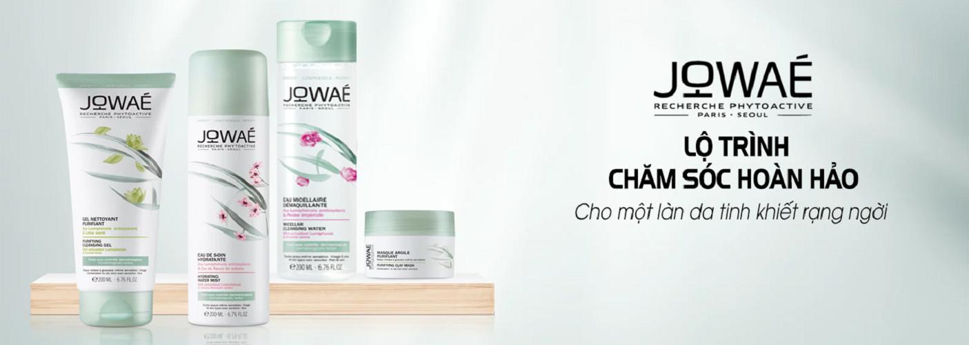 Kem dưỡng ẩm kiêm kem nền Jowae Teinted Moisturizing Cream Light 30ml - Kem dưỡng da Hàn Quốc - Pháp