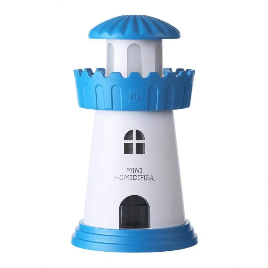 Máy xông tinh dầu kiêm đèn ngủ Lighthouse Humidifer PKCB-MAYTINHDAU