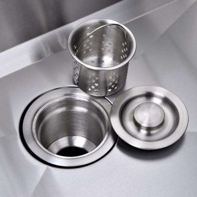 Chậu rửa Inox 304 TTCERA-8245D