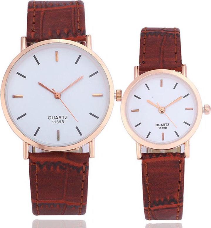 Đồng hồ đeo tay nam nữ unisex viền mặt thời trang ZO50