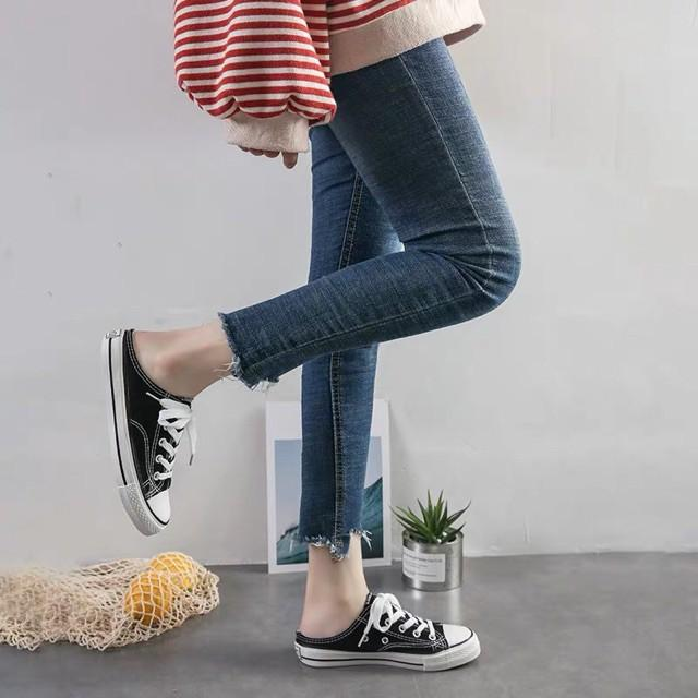 Giày sục nữ siêu hót