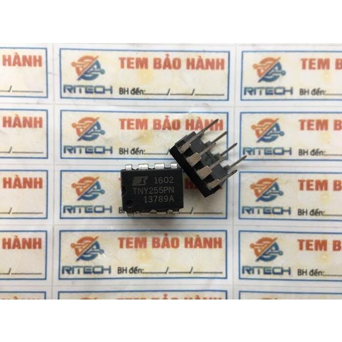 Combo 5 chiếc IC nguồn TNY255P, TNY255PN, TNY 255P, TNY 255PN