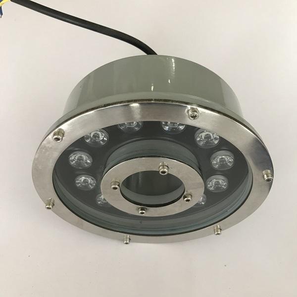 Đèn 9w lỗ âm nước 24VAC