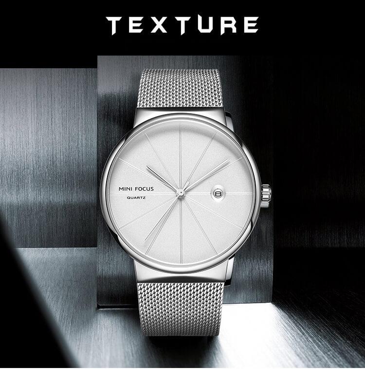 Đồng hồ nam chính hãng Mini Focus MF15-1