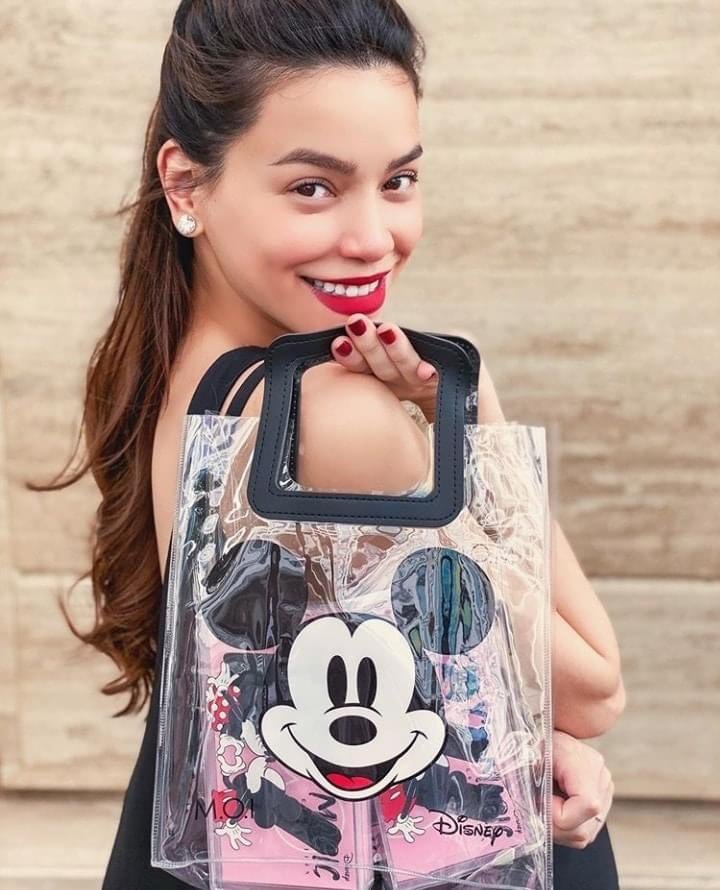 Son Dưỡng Môi Có Màu Mickey Disney Magic Lips  Son Môi M.O.I Hồ Ngọc Hà 3 Màu Đẹp Siêu HOT Cấp Ẩm Mềm Môi Căng Mọng Giữ Ẩm Lâu Màu Tự Nhiên